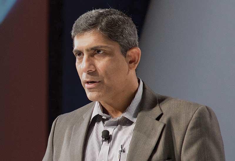 Vimal Kapur, president and CEO, Honeywell Process Solutions.