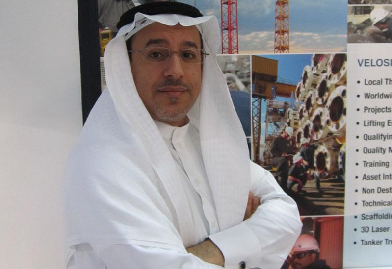Mohammed A. Al-Khalifa, Velosi?s Country Manager for Saudi Arabia