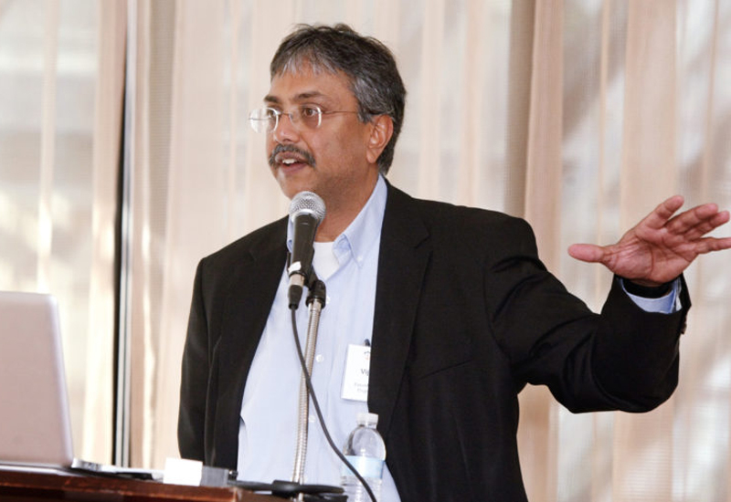 Vijay Swarup, vice president, research and development, ExxonMobil Research and Engineering Company.