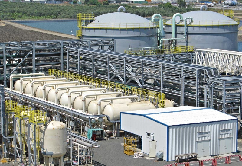 Petroleum refineries rely on clean water sources for a variety of processes, from crude oil desalting to hydroprocessing units and cooling towers.