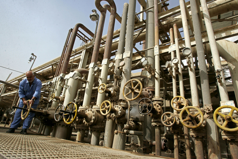 West Qurna's production levels reached 325,000 bpd.