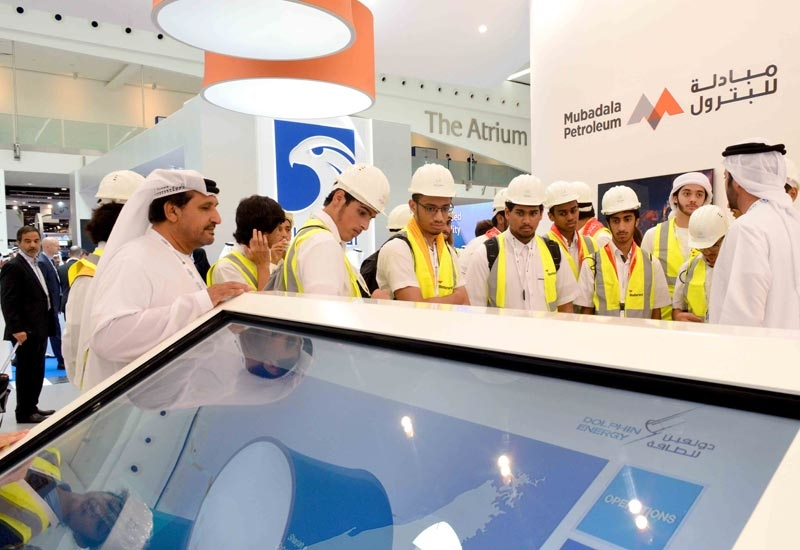 Over 1,500 high school students have participated in the Young ADIPEC programme since its inception in 2013.
