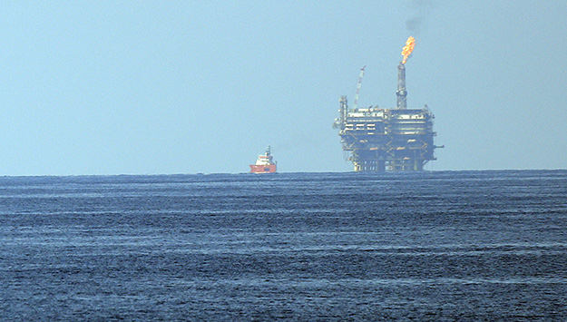 Zohr, discovered by Eni in 2015, is the biggest gas field ever found in the Mediterranean with an estimated 850bn cubic metres of gas in place.