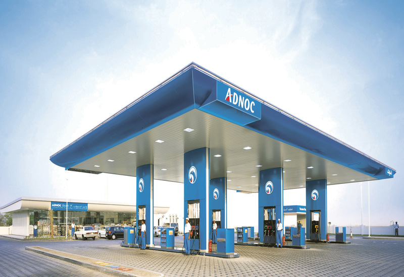 ADNOC will carry out work on a number of service stations.