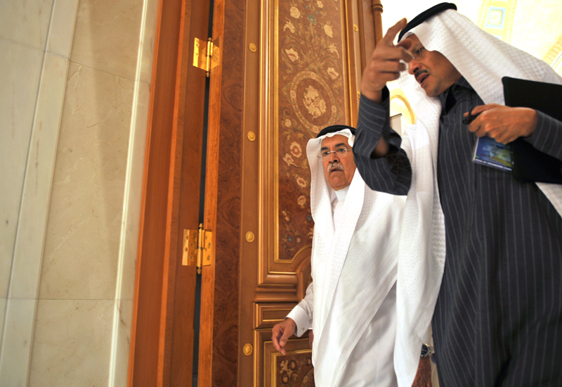 Saudi Oil Minister Al Al-Naimi says $100 is