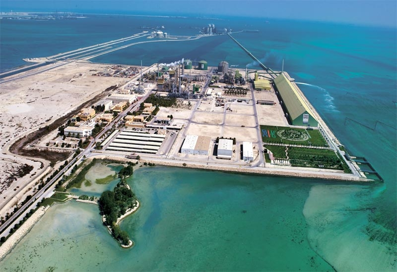 The Bahrain LNG project is due for completion in early 2019 and will have a capacity of 800mn standard cubic feet per day.
