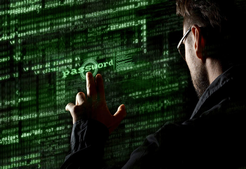 Aramco's cyber system came under attack.