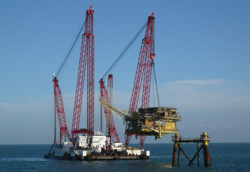 Perenco UK safely executed the heavy lift removal of the Welland gas production platform in the southern North Sea.