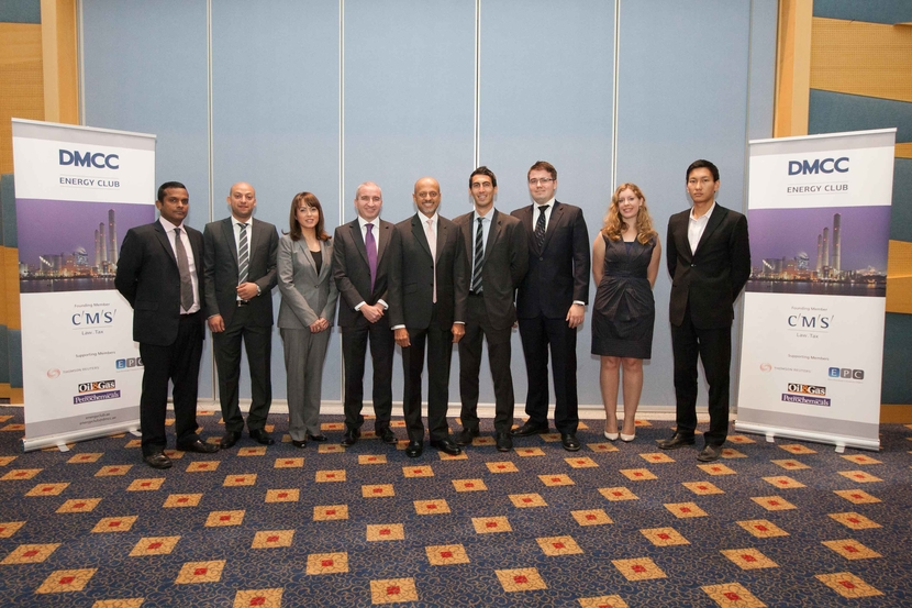 The DMCC Energy Club celebrates its first anniversary.