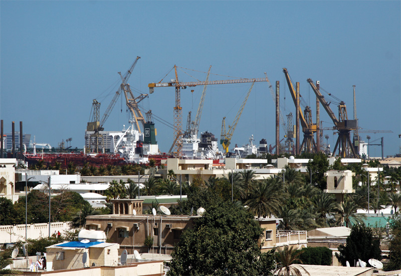 Drydocks is working on a number of rigs.