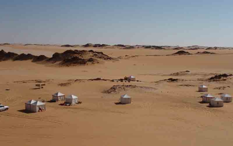 The three deals Egypt has signed takes into account 16 new fields in its Western Desert region.