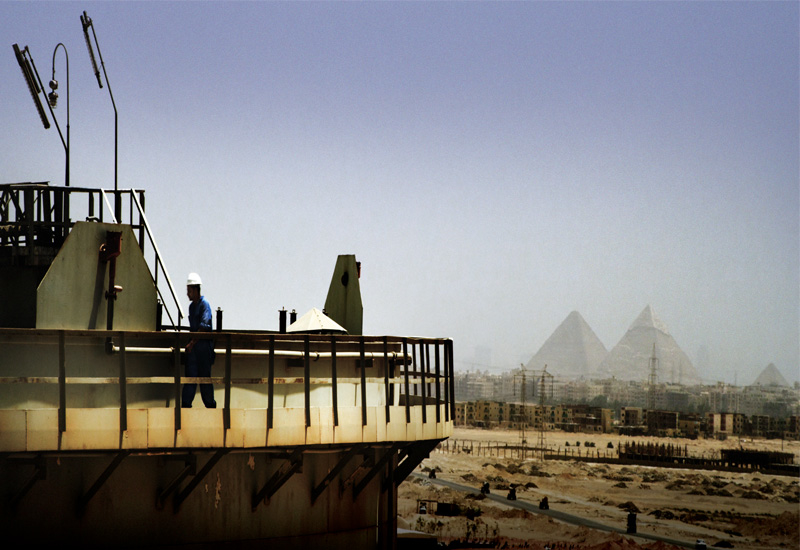 Egypt's debt equaled $5.9bn by the end of last September.
