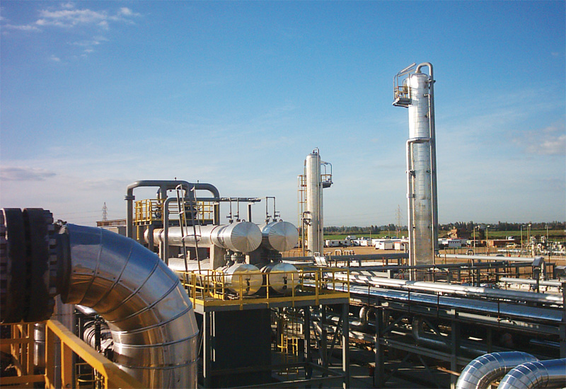 Egypt diverted from a major gas exporter to an importer in recent months.