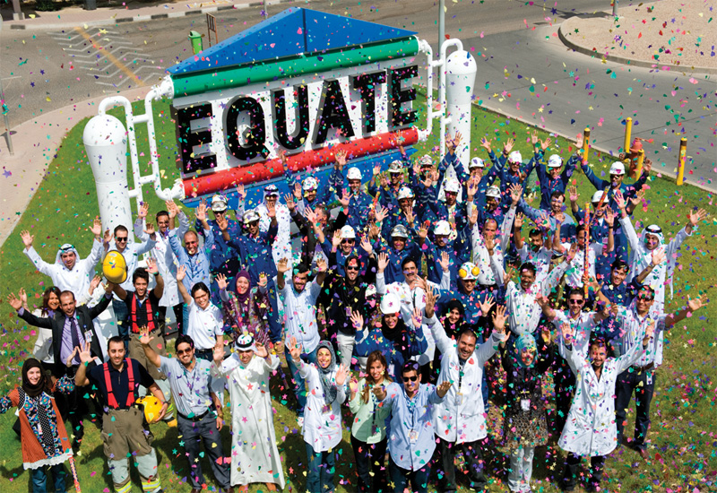 Husain is very proud of the talent that Equate has managed to attract over the years.