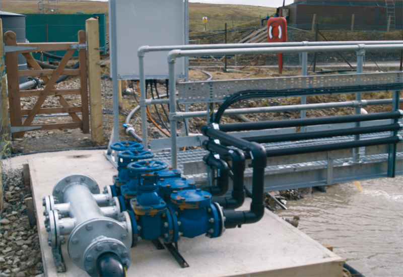 PFS technologies offers flow meters and monitors to the oil and gas industry.