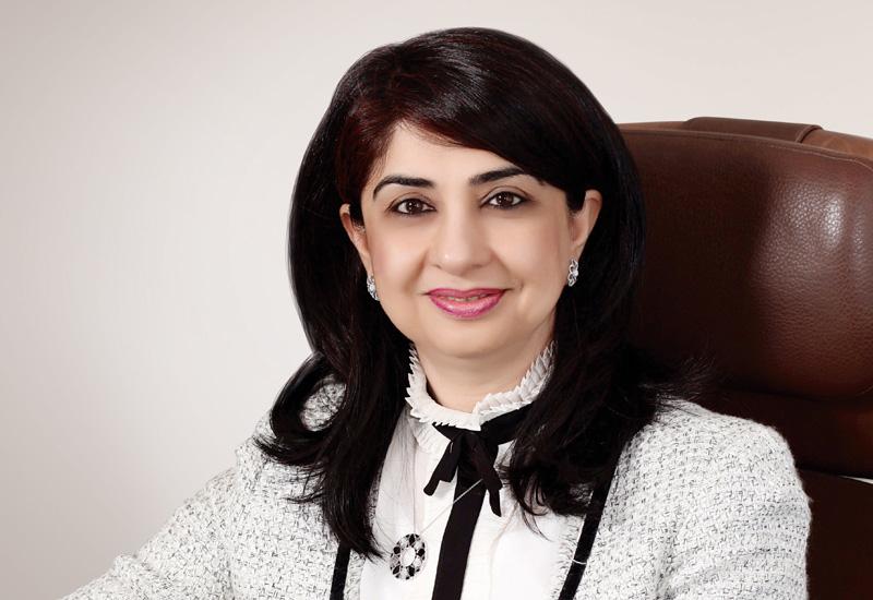 Hosnia Hashim, deputy managing director for Kuwait Oil Company's North Kuwait