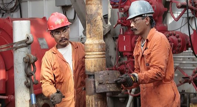At the end of 2014, Indonesia's proven oil reserves stood at 3.7bn barrels.