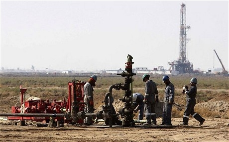The Siba gas field is situated some 30km southeast of Basra in Iraq.