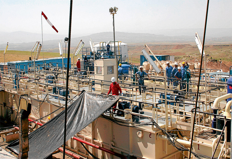 Kurdish-oil produced by Genel Energy has crossed the border with Turkey.