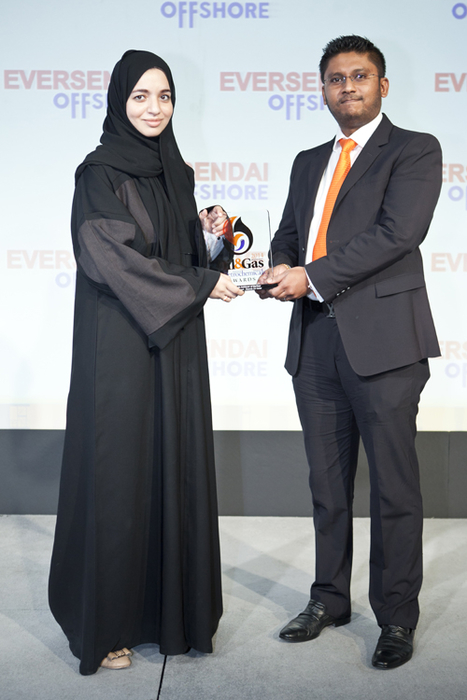 Fatima Mahmoud is a reservoir engineer at Maersk Oil Qatar.