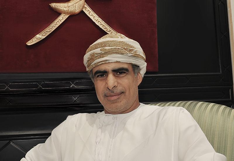 A file photo of Omani Oil Minister Mohammad bin Hamad al-Rumhy.