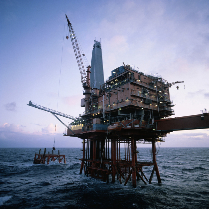 ABB blames low crude prices for the drop in profits.