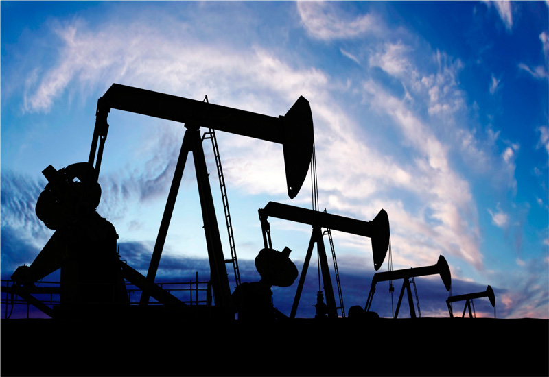 Firms are cutting the price at which they make profit on a barrel of oil.