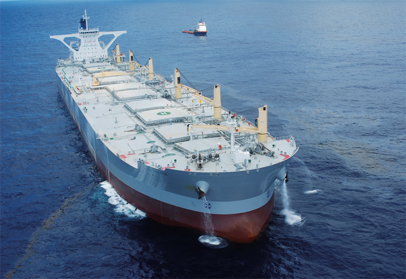 The tanker hgad been used for storage while international sanctions were in effect.