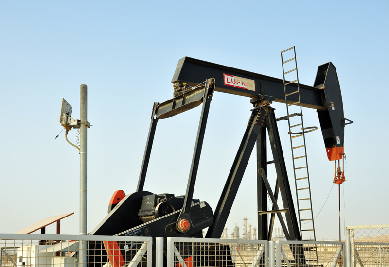 Oman is a major oil producer in the GCC.