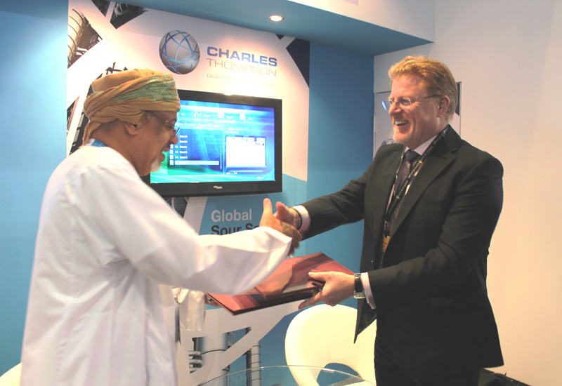In May this year Oman Oil Refineries and Petroleum Industries also signed a $2.7bn loan.