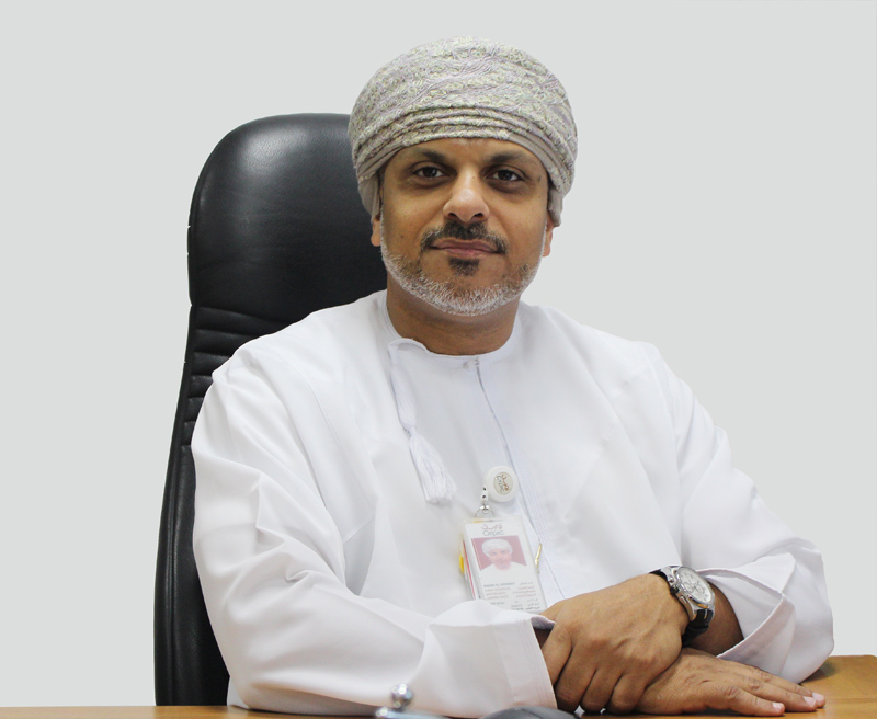 Essam Al Sheibany is the general manager of Mina Al Fahal refinery, Orpic.