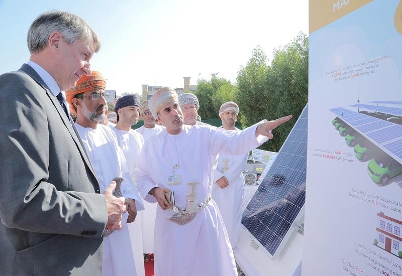 PDH, Petroleum Development of Oman, Solar energy, Solar panels, Solar Park, Solar power, NEWS, Offshore, Services & Support