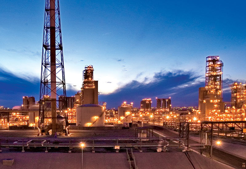 The Kavian Petrochemical plant is set to be the biggest ethylene production unit in the world.