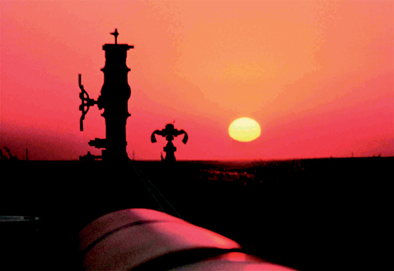 Dubbed the 'peace pipeline', the $7bn gas project has faced repeated delays.