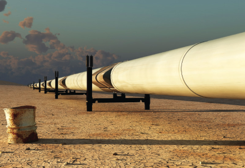 Iran and Oman are in talks to build a 260km-long natural gas pipeline between the two countries to import natural gas.