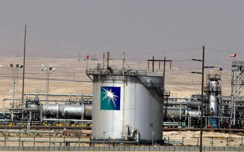 Jazan refinery has the capacity to transform 400, 000 barrels a day.