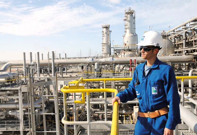 The gas produced from Hasbah will be handled by the Wasit processing plant.