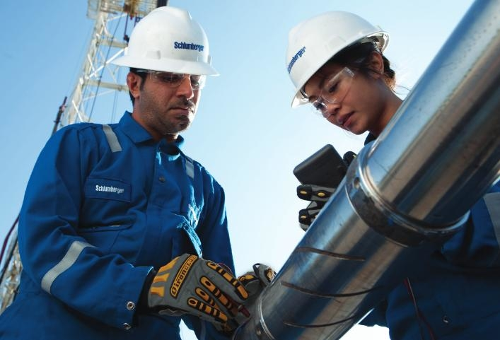 Schlumberger's new facility will will employ more than 450 Saudi nationals.