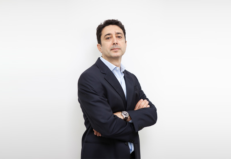 Gilbert Soufan , CYVIZ Vice President for the Middle East and Africa