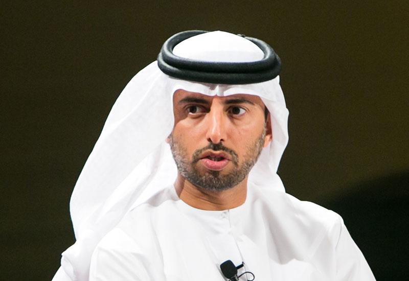 UAE Energy Minister Suhail Al Mazrouei
