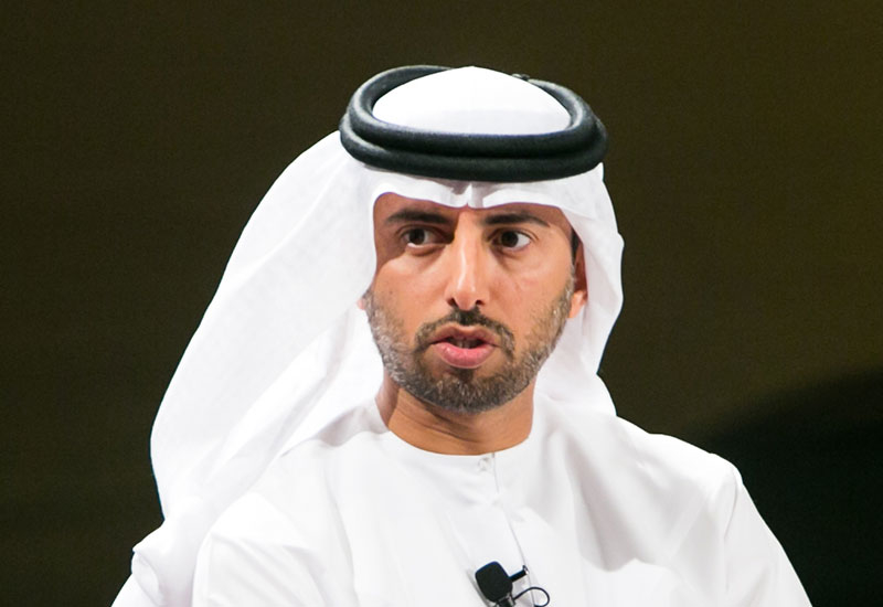 A file photo of UAE Energy Minister Suhail Mohamed Al Mazrouei.