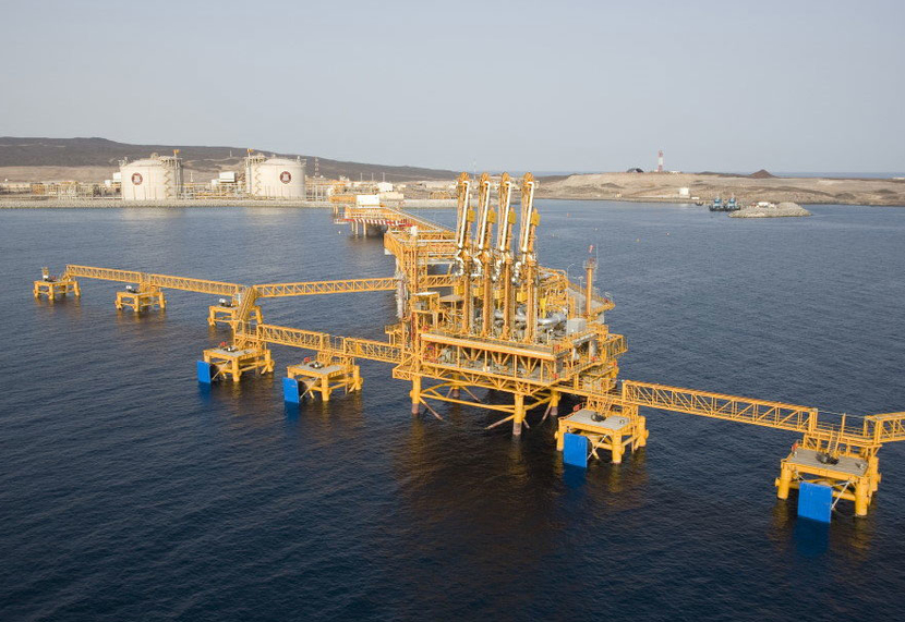 Yemen's LNG output makes up 2.2% of the total global LNG capacity.