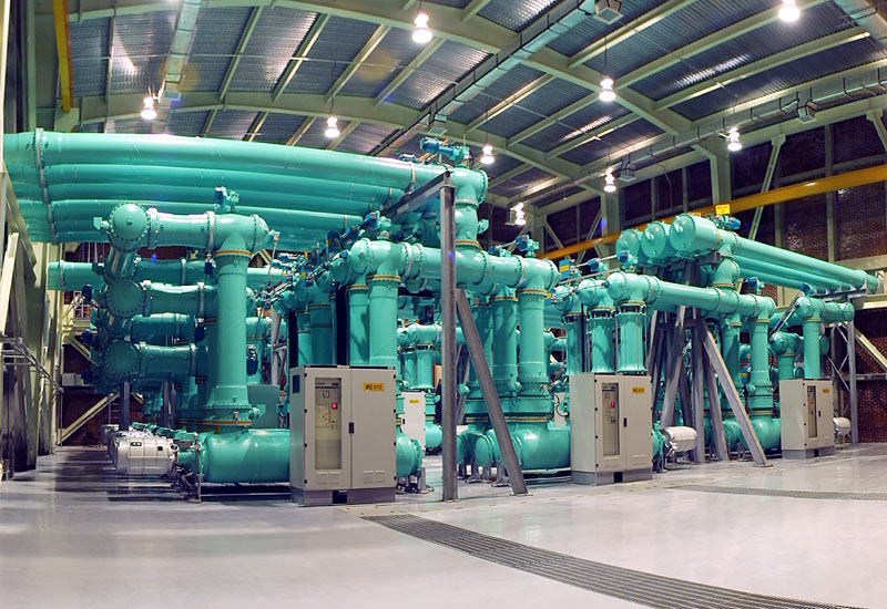 ABB will provide a 33kV switchgear among other components
