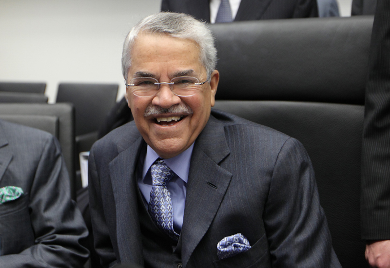 Saudi Oil Minister Ali Al-Naimi won agreement after negotiations with Iran. GETTY IMAGES