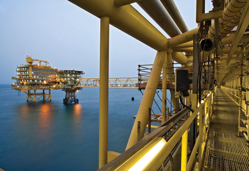 Maersk Oil Qatar and Qatar Petroleum's Al Shaheen offshore oil field.