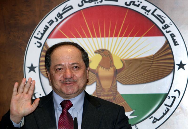 Kurdish President Massud Barzani: Baghdad told of Exxon deals in advance. GETTY IMAGES
