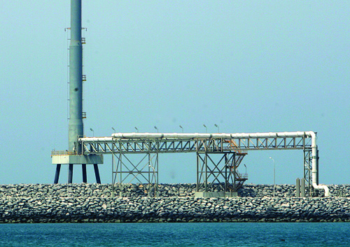 Qatar's vast North Field and Iran?s South Pars hold 30% of the world's known natural gas reserves.