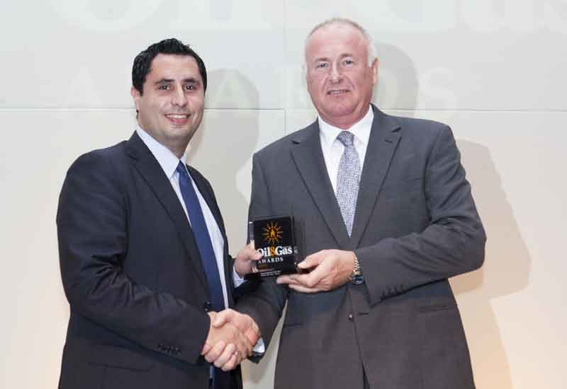 Wissam Abu Taha, UAE country manager, Tenaris won the award for Young Engineer of 2011.