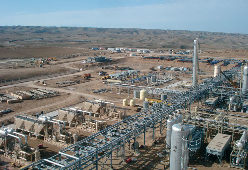 The gas project in the Kurdistan Region of Iraq came together in record time.