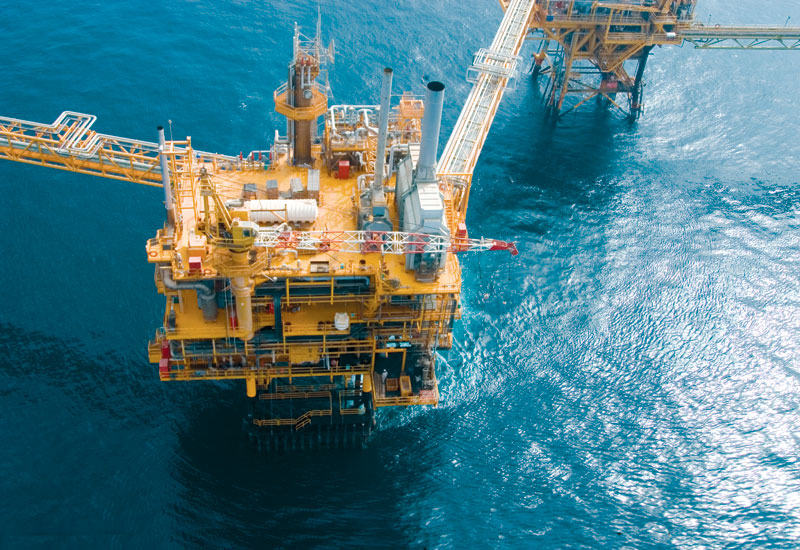 Crescent began its earliest operation in the Mubarak Field, offshore Sharjah in 1971. The field peaked in 1976.